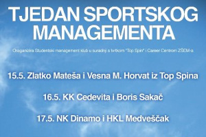 Sports Management Week